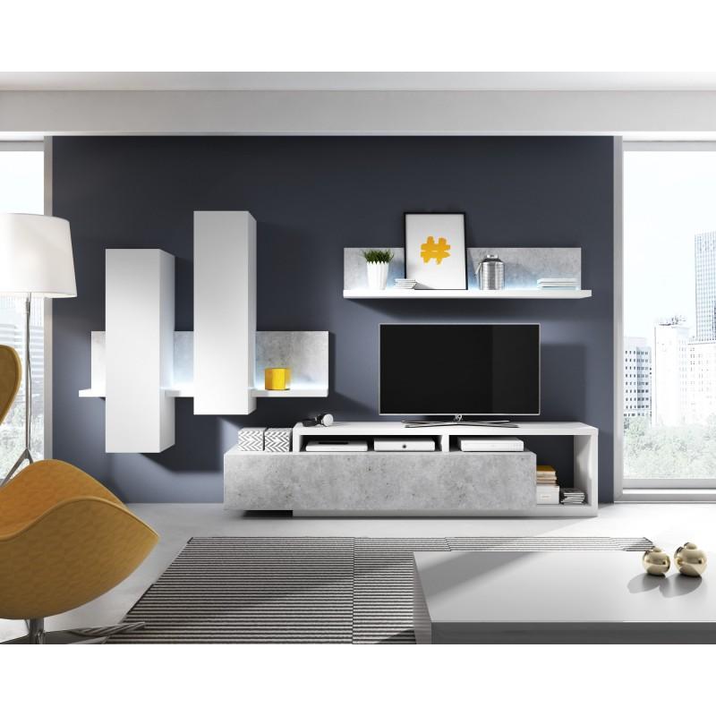 zestaw BOTA biały + colorado beton