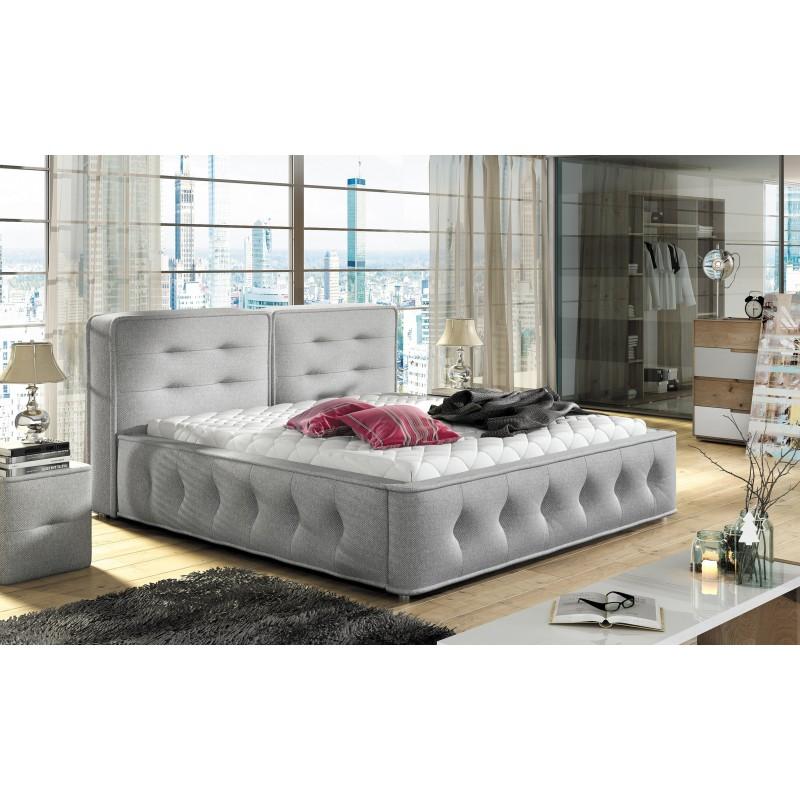 łóżko tapicerowane Elea promo