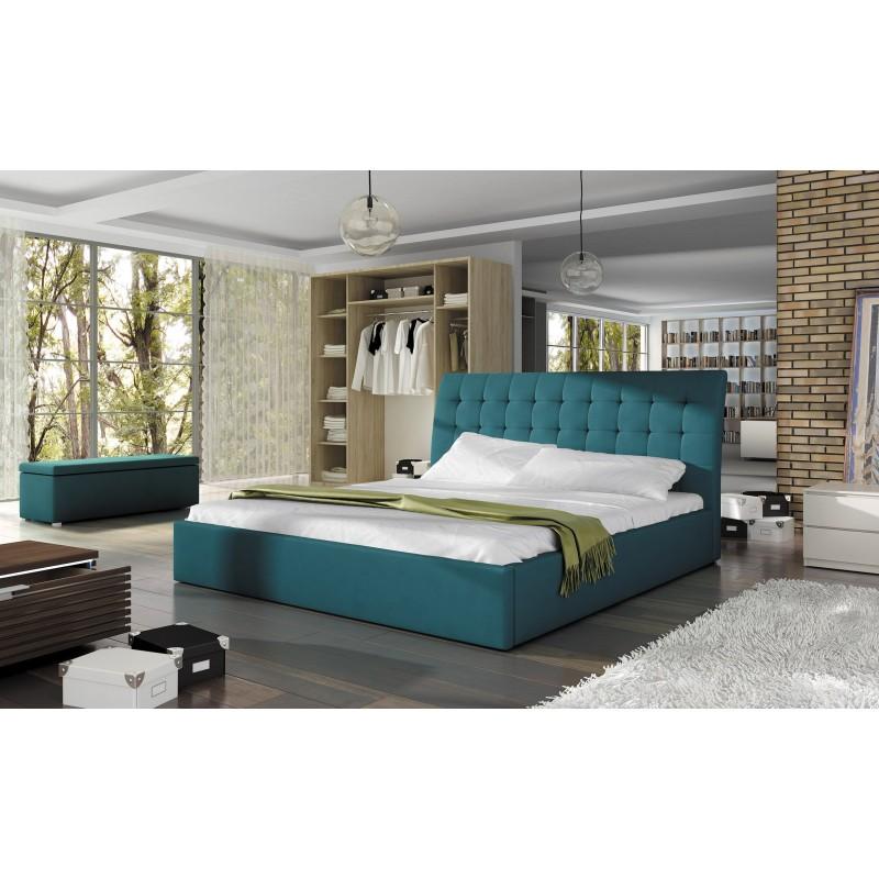łóżko tapicerowane Terasso