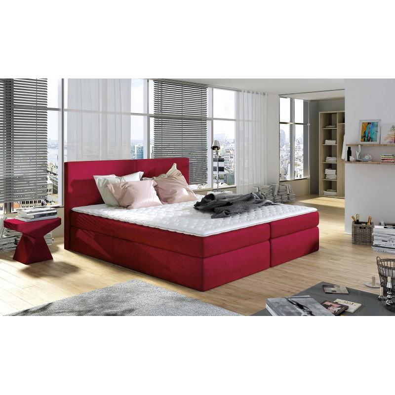 łóżko kontynentalne FREDI