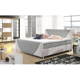 łóżko kontynentalne VELVET