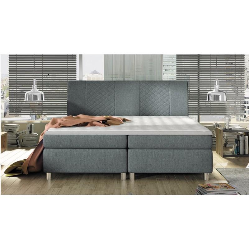 łóżko kontynentalne TOLEDO