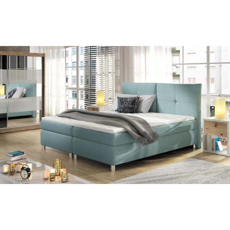 łóżko kontynentalne CLEO