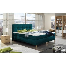 łóżko kontynentalne MALTA