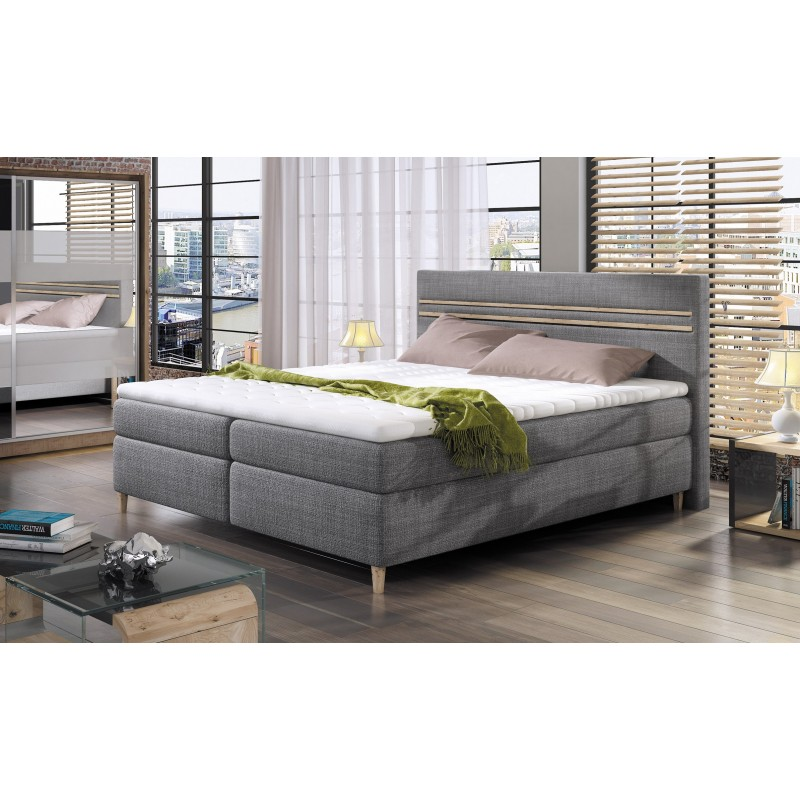 łóżko kontynentalne TIVA