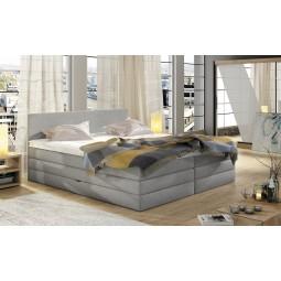 łóżko kontynentalne EMMA