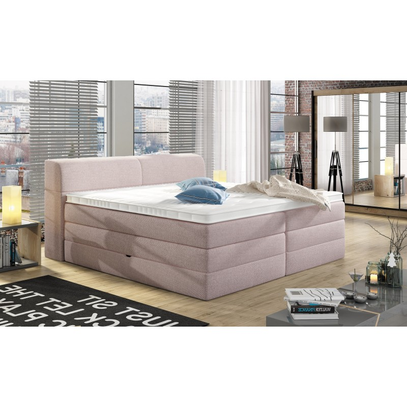łóżko kontynentalne FLEXI