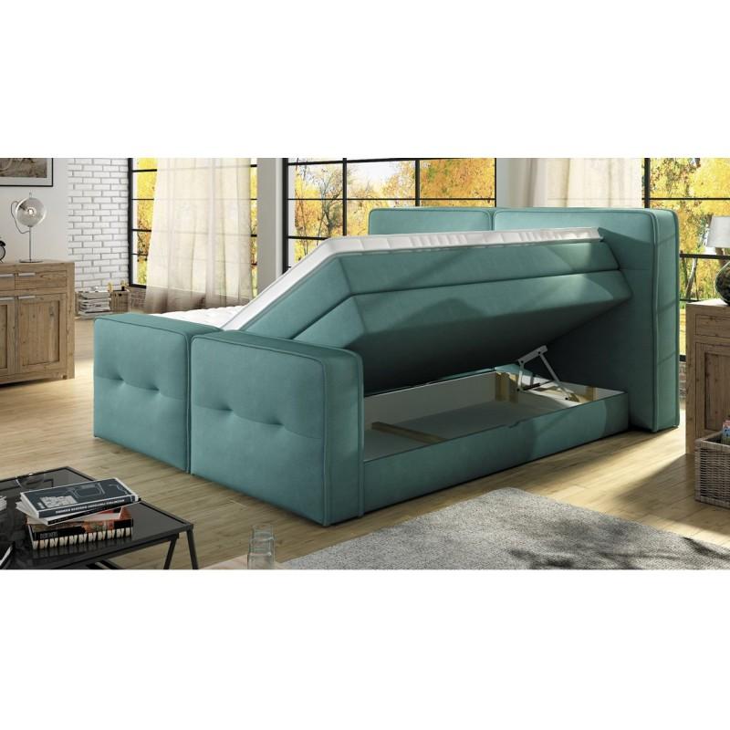 łóżko kontynentalne FALUN XL