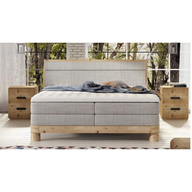 łóżko kontynentalne DONNA