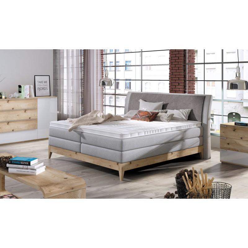 łóżko kontynentalne BORNEO