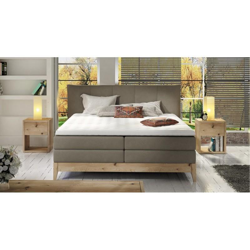 łóżko kontynentalne FOREST