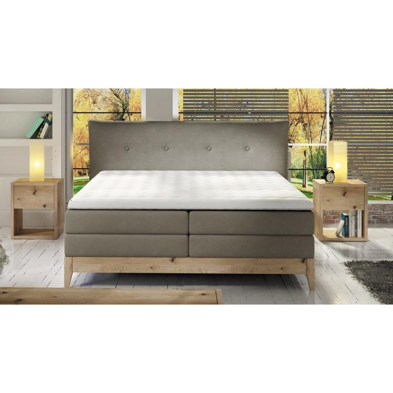 łóżko kontynentalne PILATO