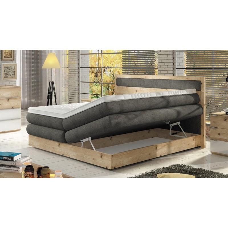 łóżko kontynentalne DIORI