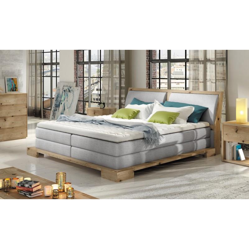 łóżko kontynentalne GOMA