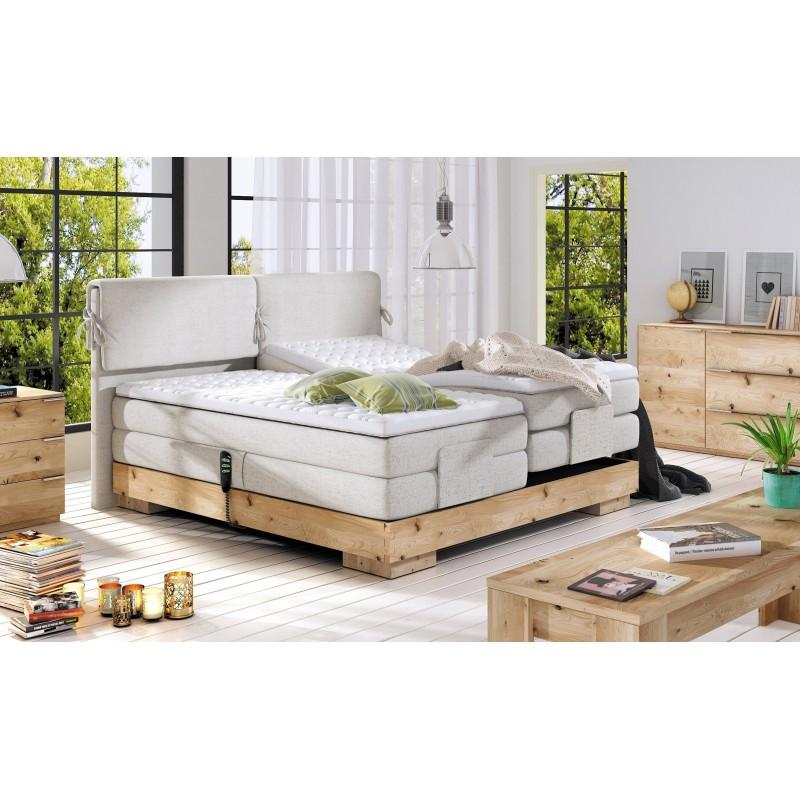 łóżko kontynentalne VALVA