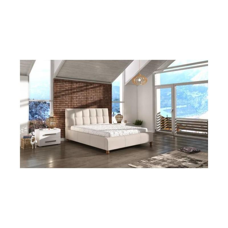 łóżko tapicerowane ASTON