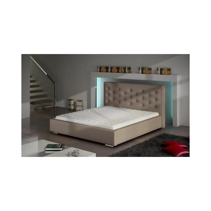 łóżko tapicerowane SAVANNA