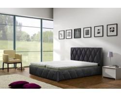 łóżko tapicerowane TRIVIO