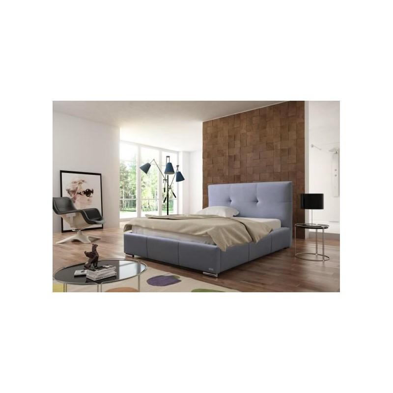 łóżko tapicerowane LILY