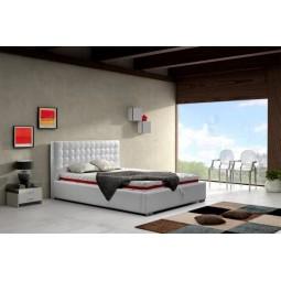 łóżko tapicerowane ALICE