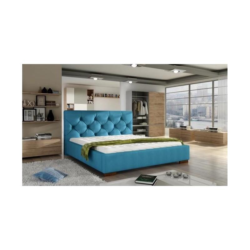 łóżko tapicerowane ELEKTRA