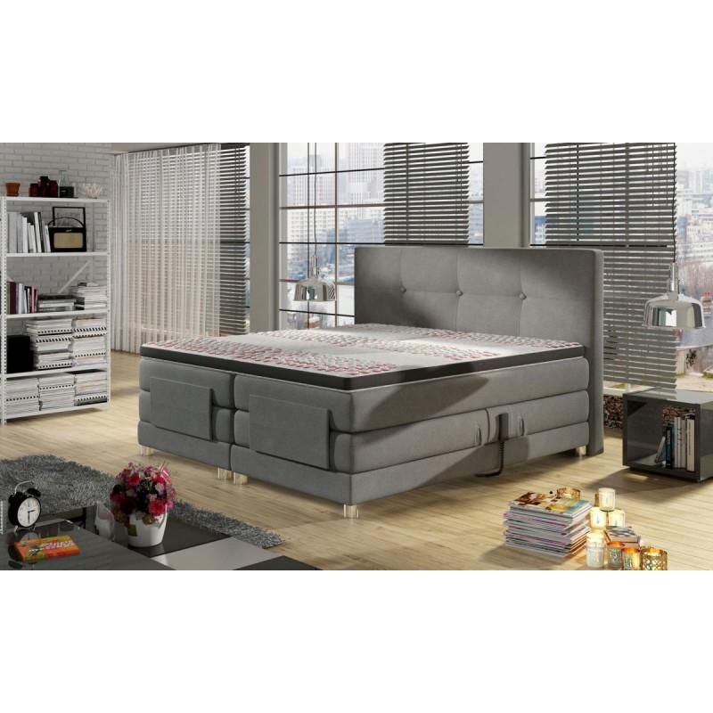 łóżko kontynentalne MARIO ELECTRIC