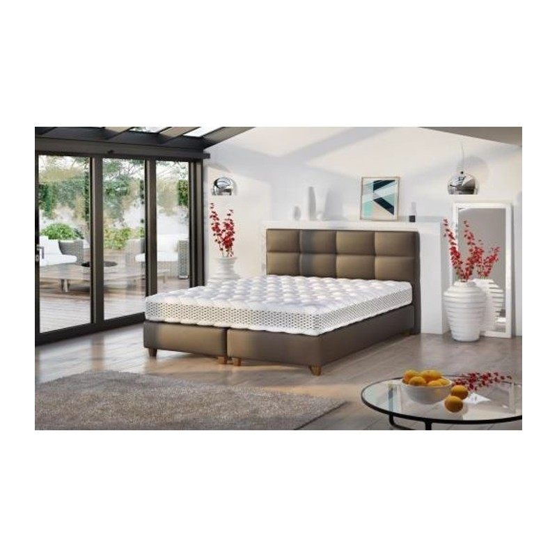 łóżko kontynentalne ISABEL
