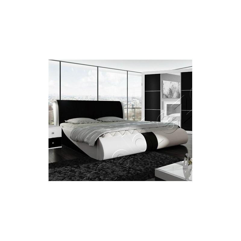 łóżko tapicerowane Modena 140 Wyprzedaż!