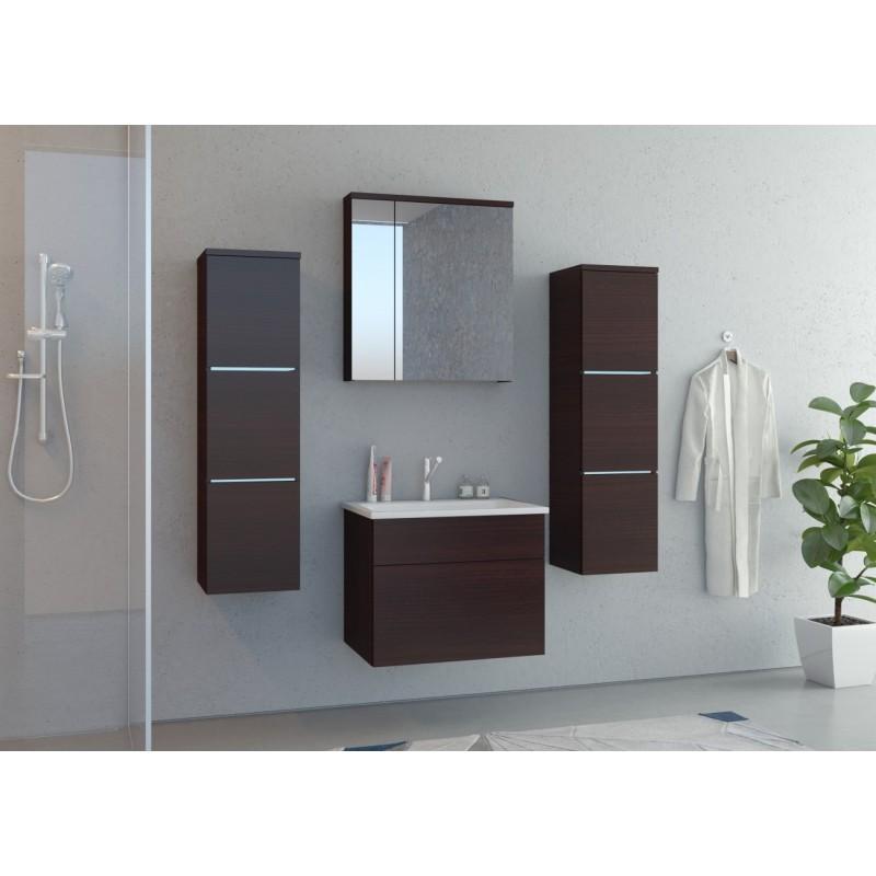 łazienka PORTO wenge