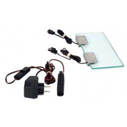 oświetlenie LED 2 klipsy