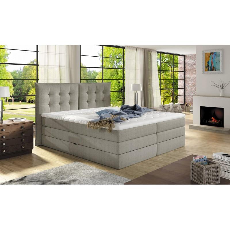 łóżko kontynentalne FENDY promo