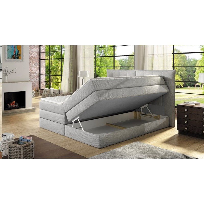 łóżko kontynentalne FENDY