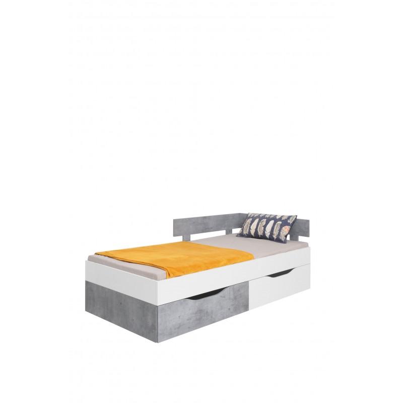 Łóżko SIGMA SI15 L/P
