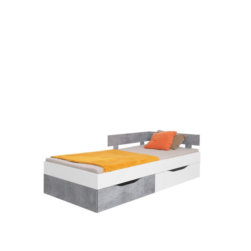 Łóżko SIGMA SI16 L/P
