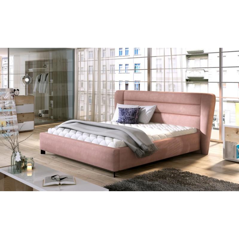 łóżko tapicerowane Adel promo