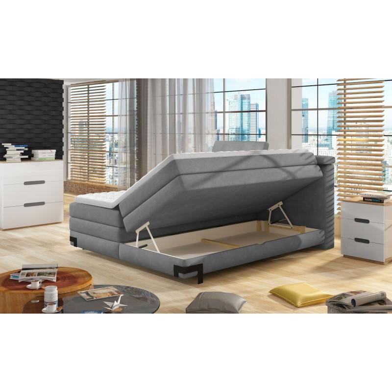 łóżko kontynentalne KANO