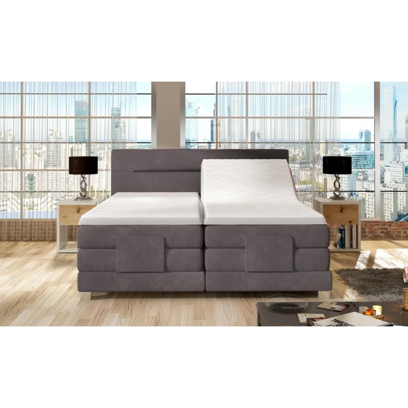 łóżko kontynentalne MEDEA