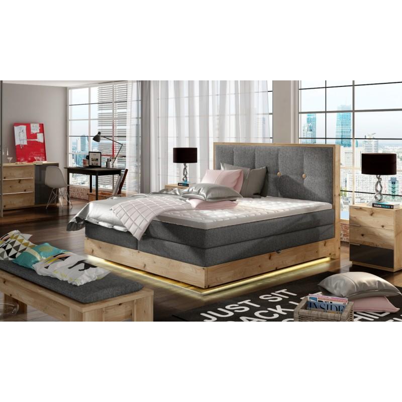łóżko kontynentalne ETNO