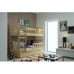 Łóżko dziecięce piętrowe Wox 8