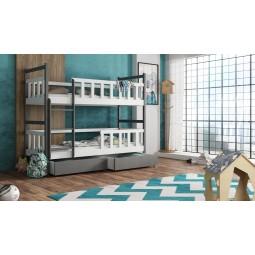 Łóżko dziecięce piętrowe Wox 9