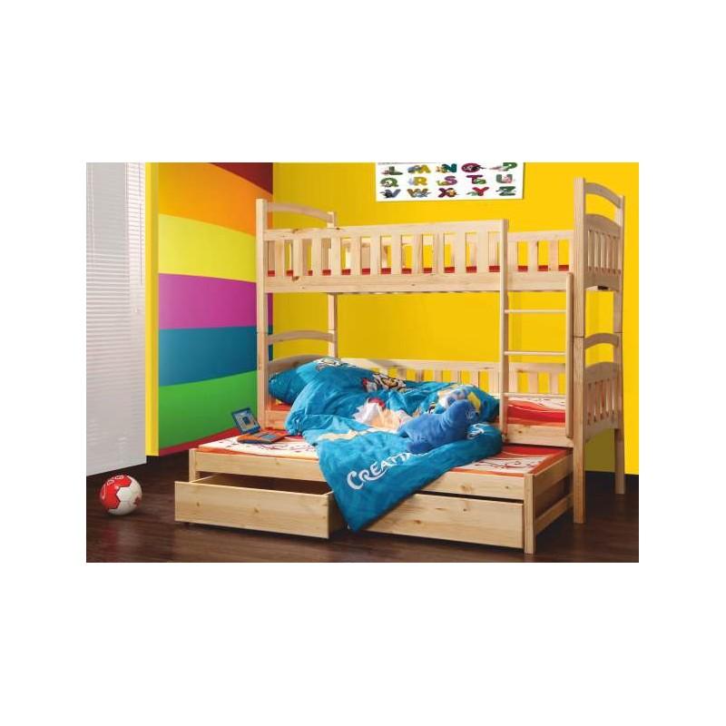 Łóżko dziecięce piętrowe Wox 7