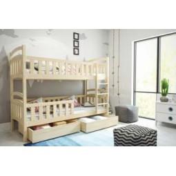 Łóżko dziecięce piętrowe Wox 5