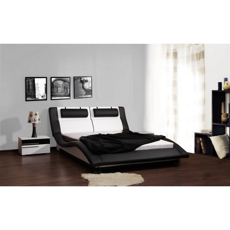 łóżko tapicerowane Domino