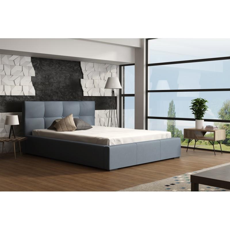 łóżko tapicerowane Carlos