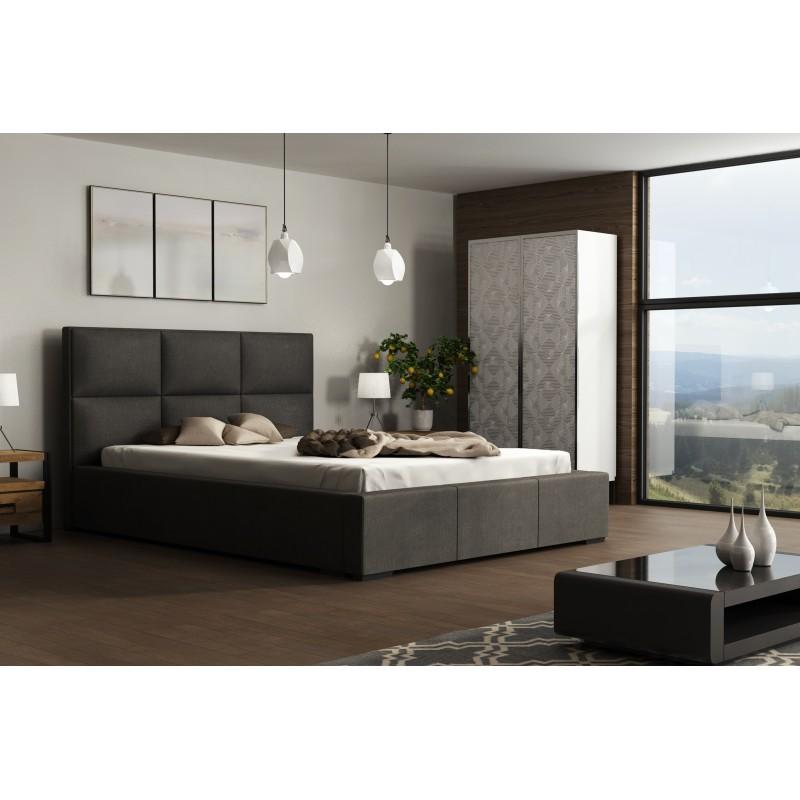 łóżko tapicerowane Ibiza