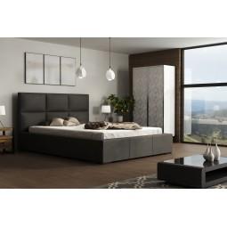 łóżko tapicerowane Gio