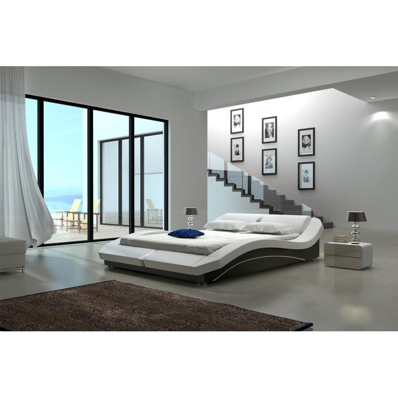 łóżko tapicerowane Madera