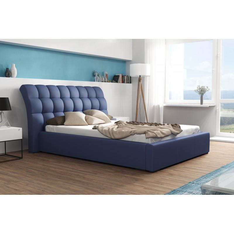 łóżko tapicerowane Oslo
