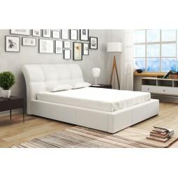 łóżko tapicerowane Nefryt