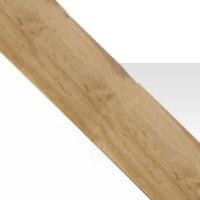 Biały + Dąb Wotan/Biały połysk